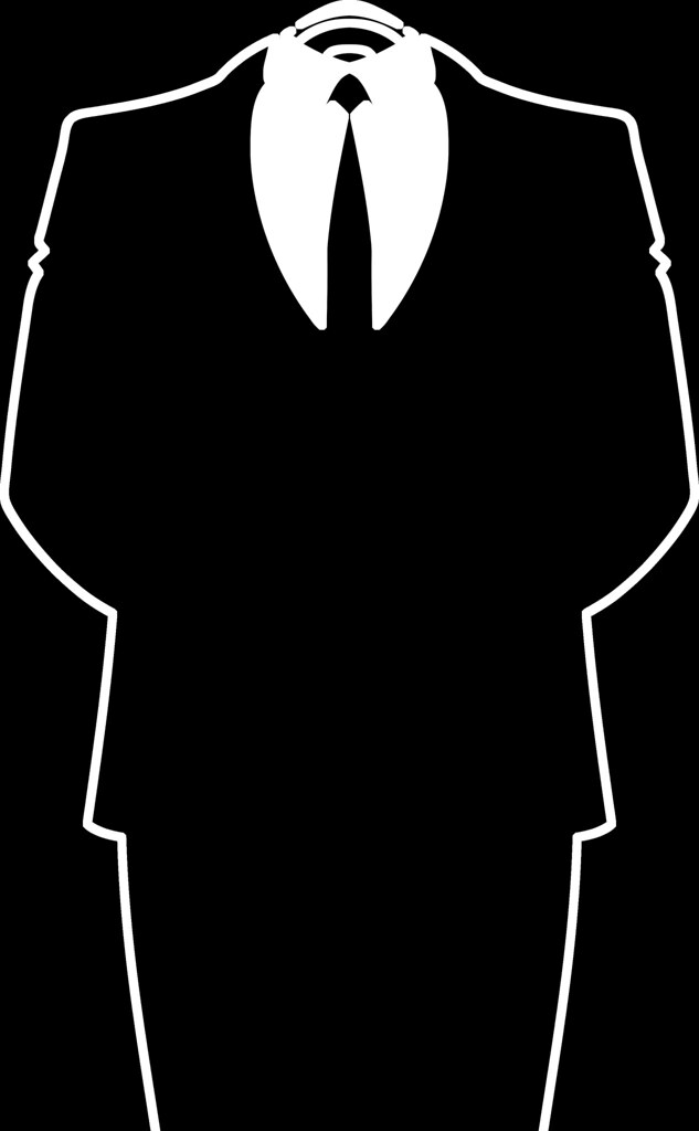AnonymousSuitblack High Resolution PNG 2404 x 3890  Flickr