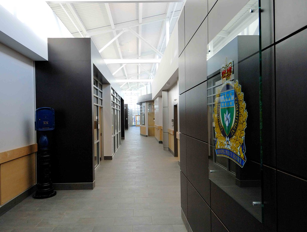 Winnipeg District Police Station 7 Interior Street