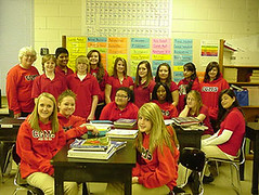 Wear Red to Support Public Ed a set on Flickr