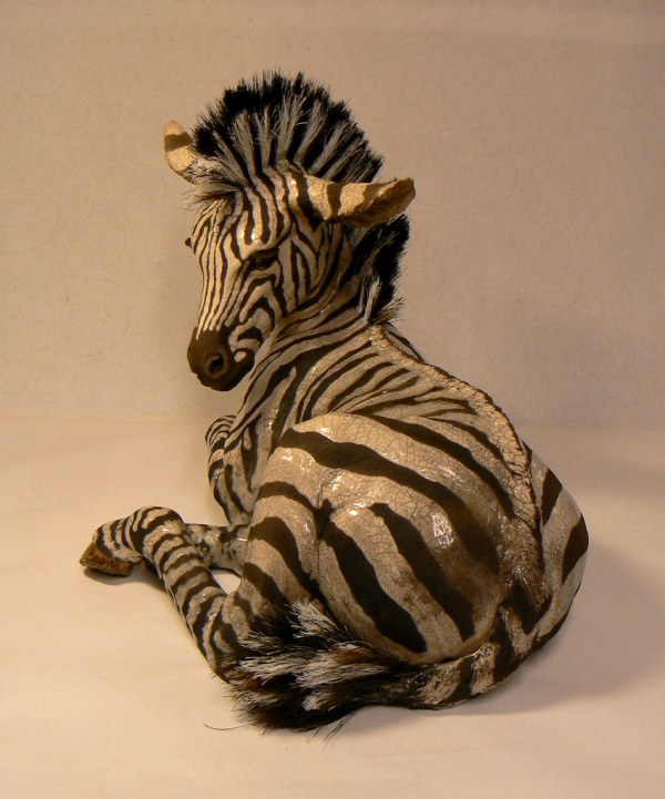 Ceramic Sculptures Clay Animals