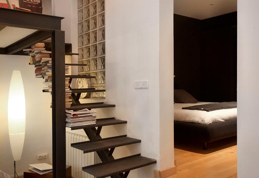 Staircase To Mezzanine Floor Staircase Leading To