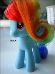 hairstyle little pony