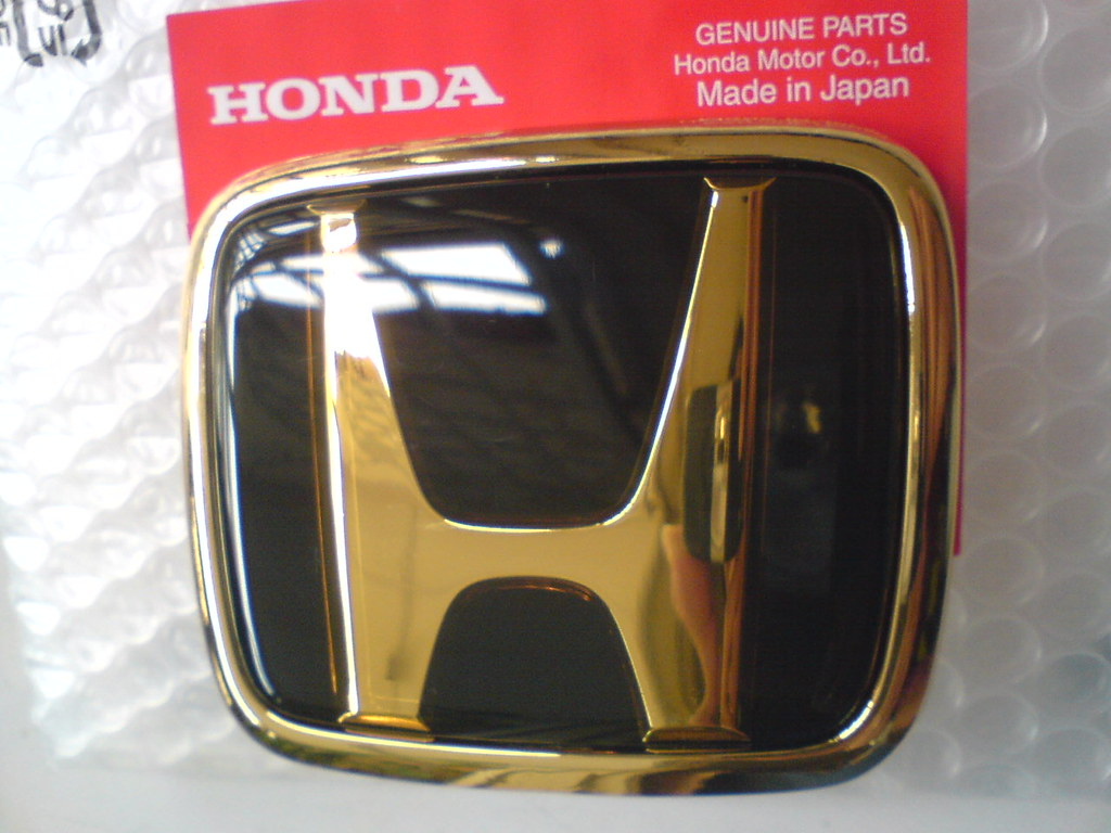 Gold H Emblem  Contact us for more info Email