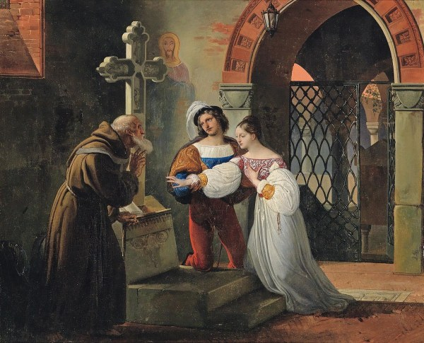 Romeo and Juliet Marriage