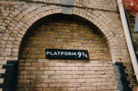platform 9 3/4 | London, England, July 2008. | sally | Flickr
