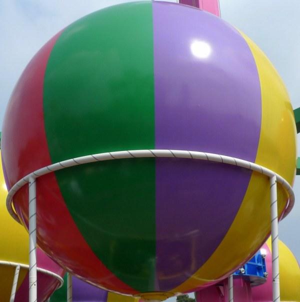 Balloon Ride Henry Burrows