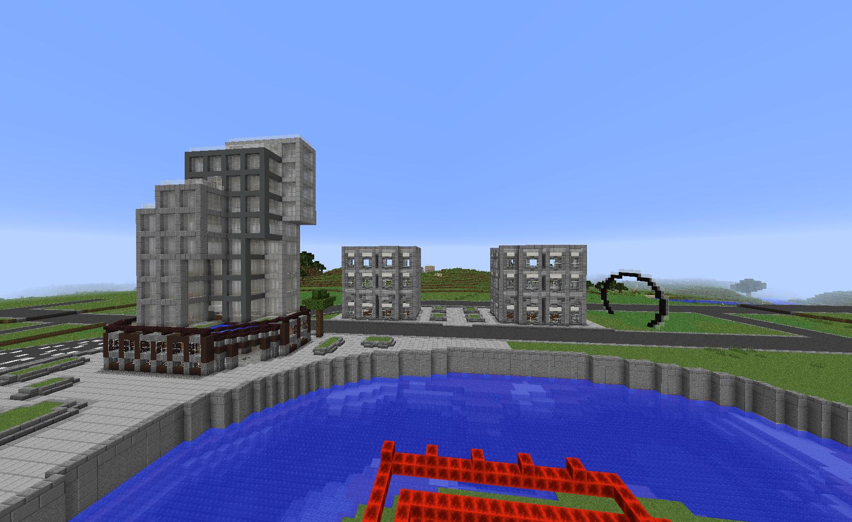 luna minecraft city skyscrapercity