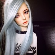 u with long hair #supia