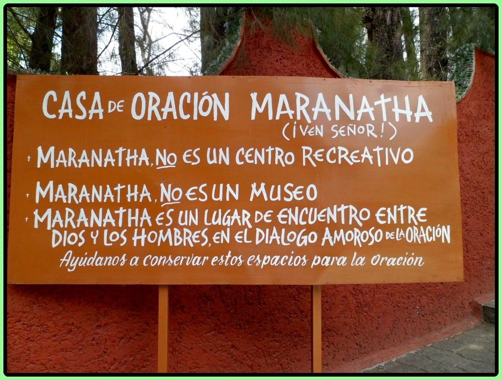 Casa de Oracin y Centro de Espiritualidad Carmel Maranath  Flickr