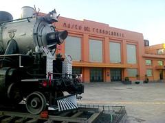 Actividad en el Museo del Ferrocarril para festejar el Día internacional de los museos