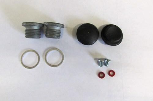 Pulse Air Upgrade Parts