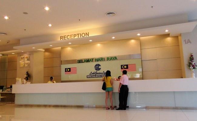Rumah Sakit Favorit Orang Indonesia Di Penang Destinasi