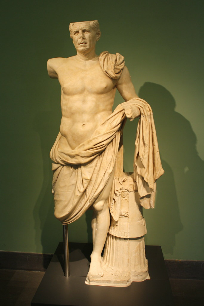 The Socalled General of Tivoli A Highly Important Roman