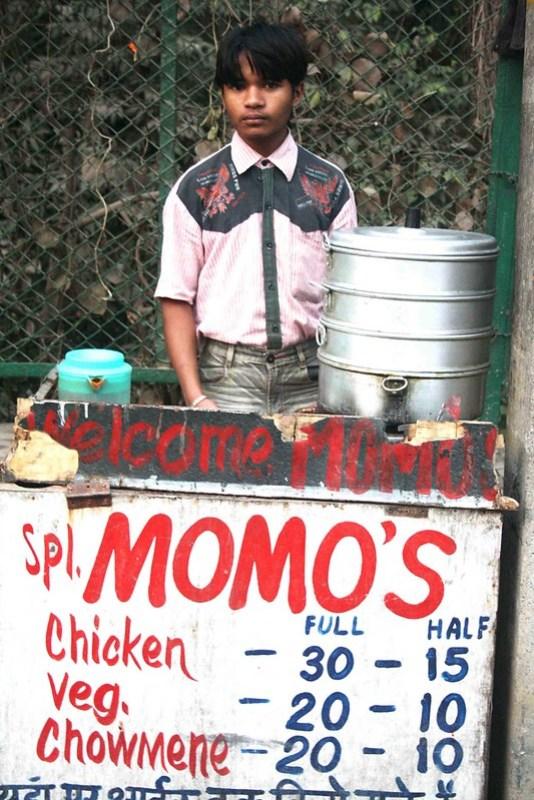 City Food - Momos, Around Town