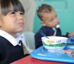 Más de 3.300 niños de bajos recursos, recibieron ´Desayunos para mejores días´