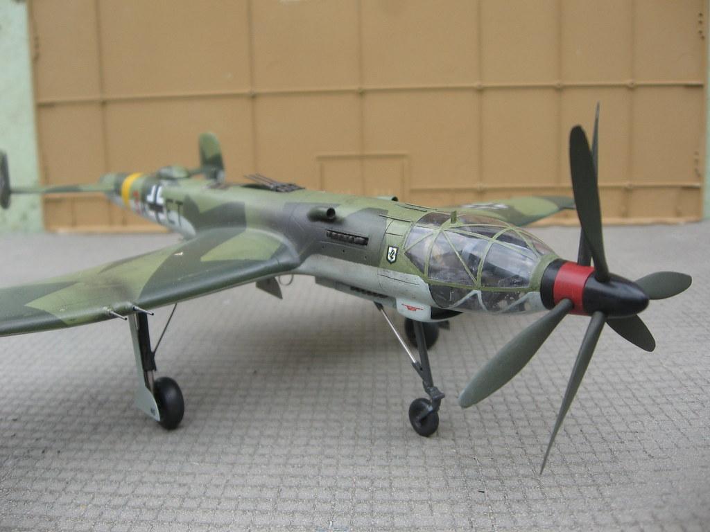 Luft 46 Heinkel P1055 01 16 Waffenigel 015 The
