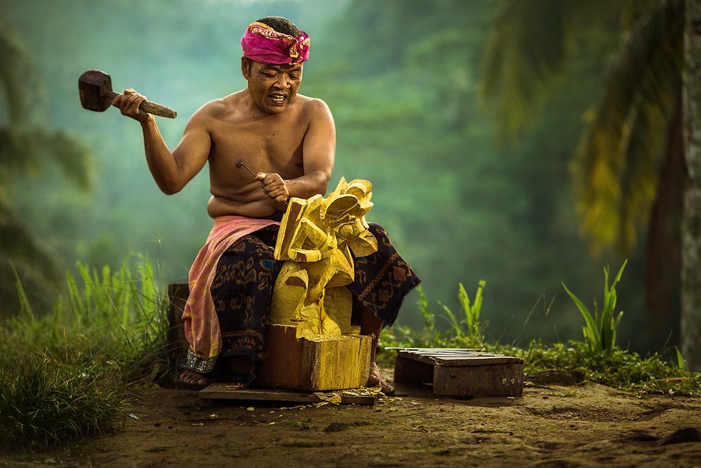 Balinese Graf Man  Tegalalang Bali  Jeffri Jaffar  Flickr
