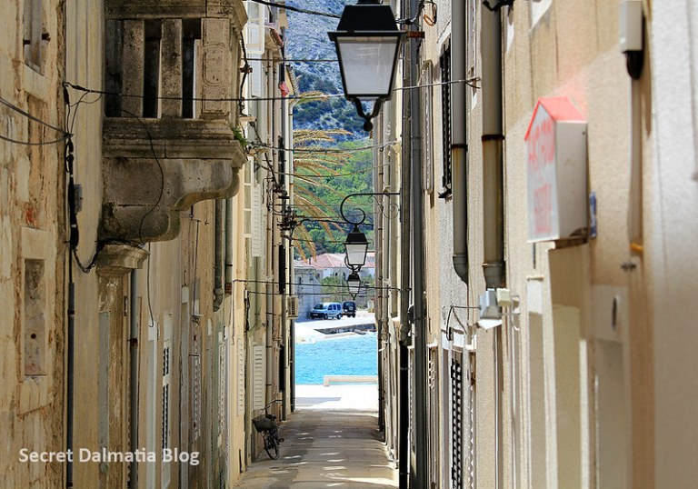 Street of Pag