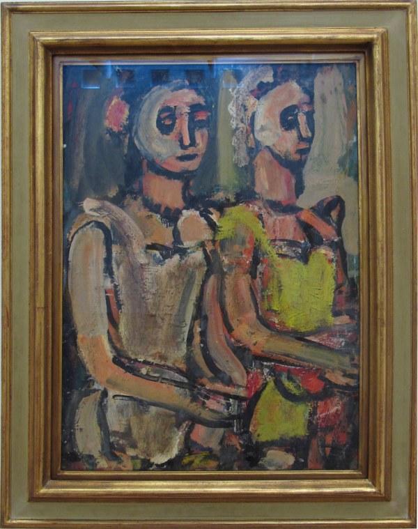 Georges Rouault Henri Born In Paris
