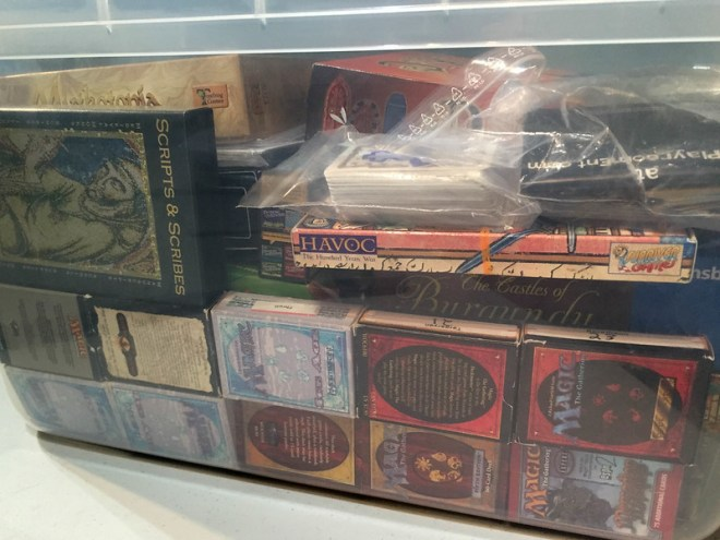 Magic, Game of Thrones LCG, Havoc, and more