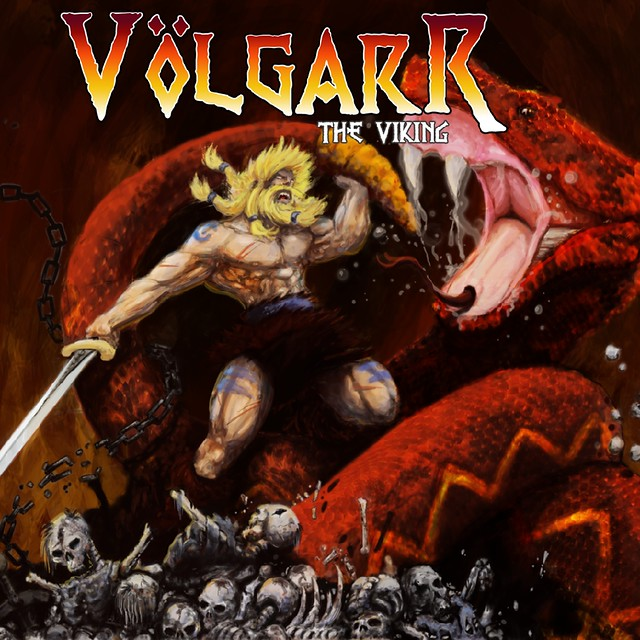 Volgarr the Viking