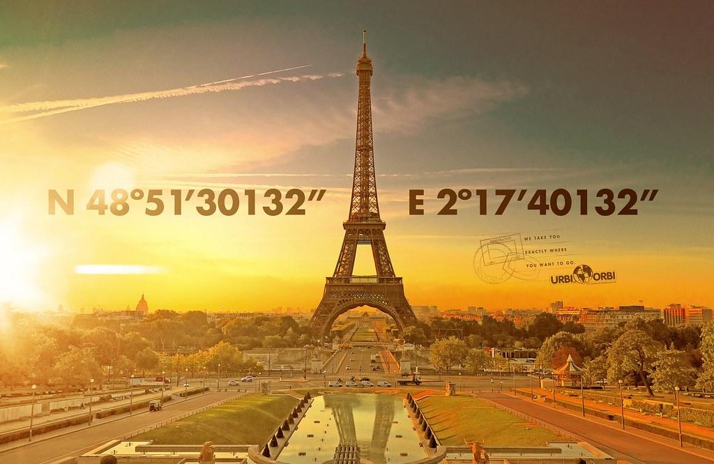 Urbi et Orbi - Coordinates Paris