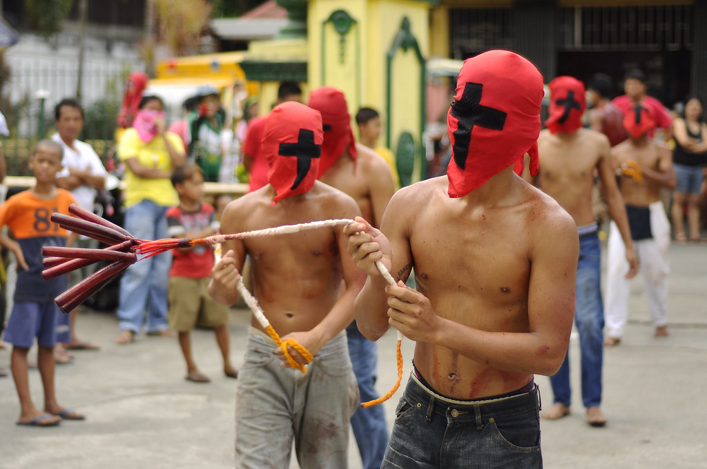 Penitensya A Good Friday Tradition Practiced In The