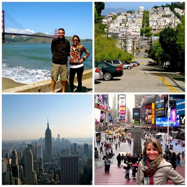 San Francisco o Nueva York
