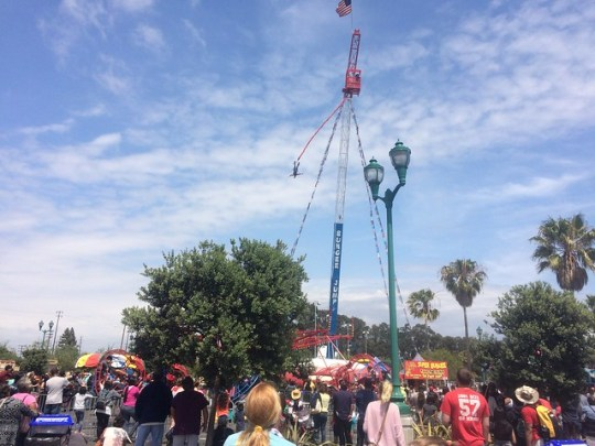 ca strawberry festival