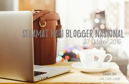 Hari Blogger Nasional - dianravi.com