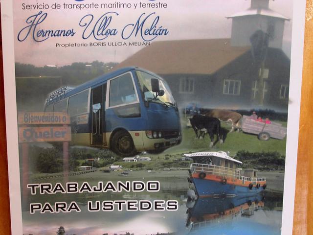 Hermanos Ulloa Melián / Servicio Quemchi - Isla Caucahue