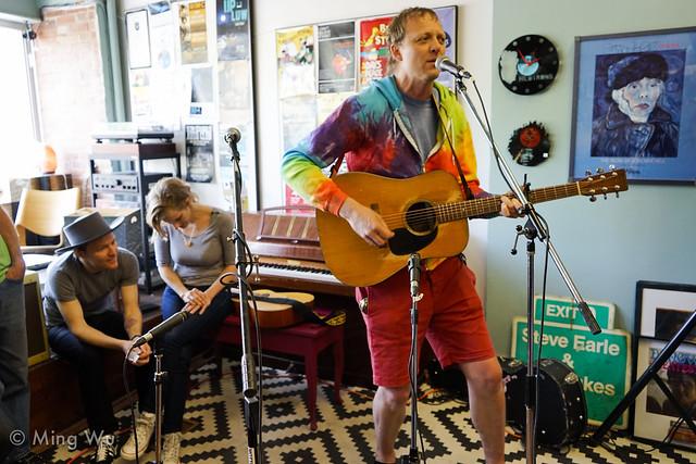 Lindy Vopnfjörð @ The Record Centre