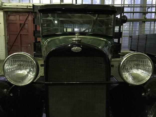 "Ford AA / ГАЗ АА ""Полуторка"""