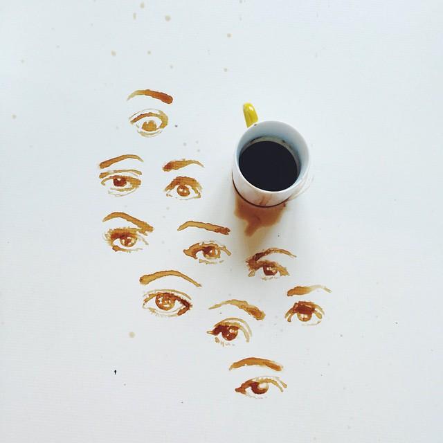 Coffee Art by Bernulia