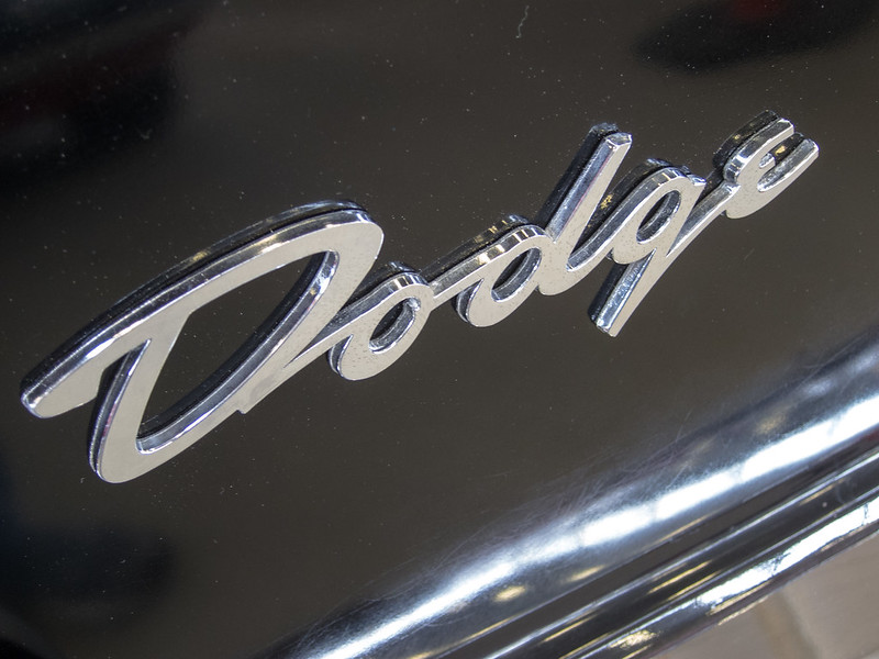 1958 Dodge Coronet Super D500