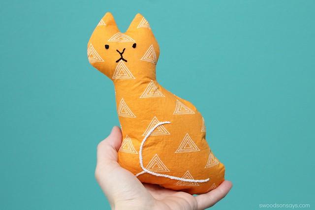 Cat Softie Stuffed Animal