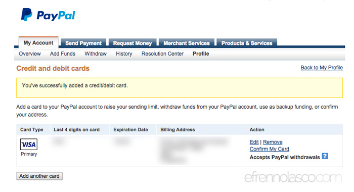 How to Fund PayPal account in the Philippines