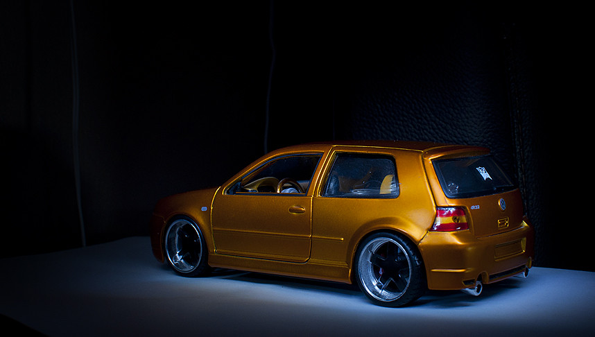 Mk4 Golf R32  MK4 Golf R32 Light painted in pitch black  Flickr