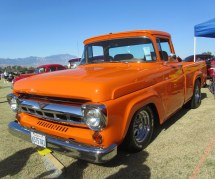 Ford F100 Pickup Truck - 1957 Dr George Show 2012