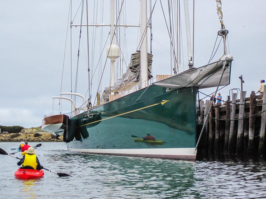 e sailing yachts