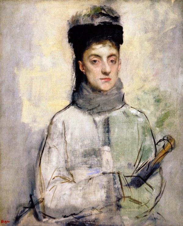 Portrait Edgar Degas