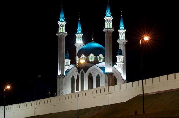 Мечеть Кул Шариф, Казань