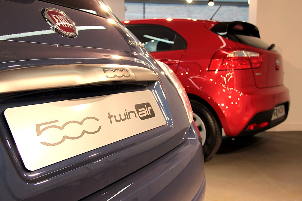 Ultralow Carbon Cars On Show To Mark New Car Co2 Report