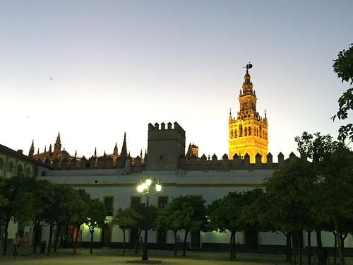 Sevilla, Giralda. España