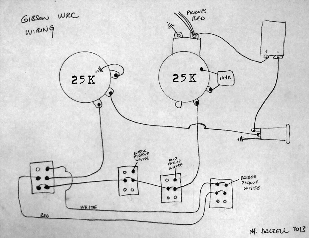 gibson pickups wiring diagrams diesel generator control panel diagram wrc the features a master