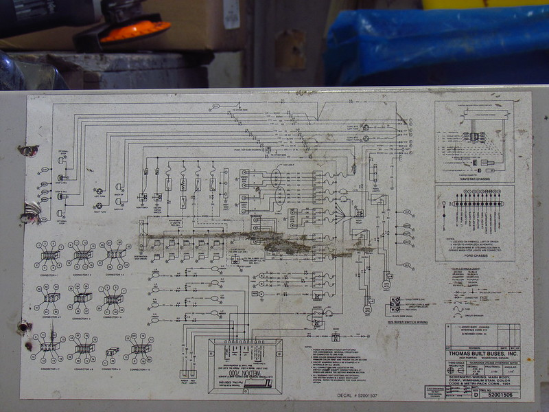 2008 thomas bus wiring schematics   33 wiring diagram