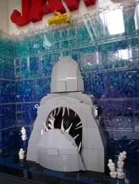 LEGO Jaws Movie Poster | Jaws Movie Poster - Shark Side ...