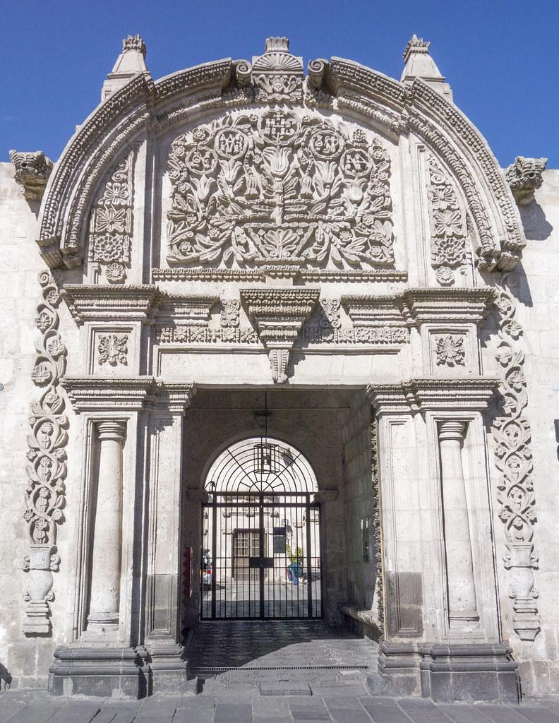 Casa RickettsCasa Tristn del Pozo Arequipa Peru 1736