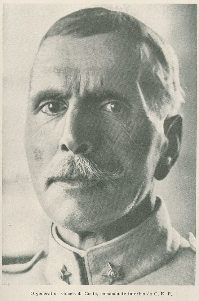 General Gomes da Costa do CEP 1918  General Gomes da Costa  Flickr