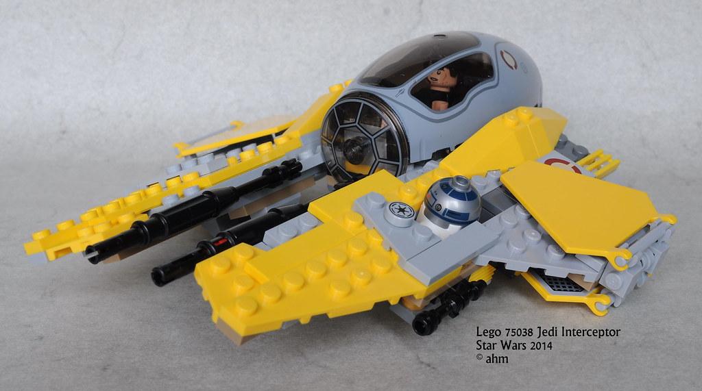 Star Wars Lego 75038 Jedi Interceptor Star Wars Lego